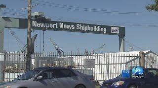 Newport News Shipbuilding announces 480 layoffs