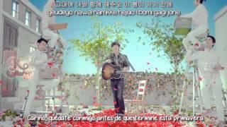 Roy Kim  BOM BOM BOM Sub Español+Hangul+Rom]