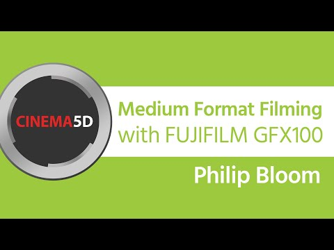 Philip Bloom - Shooting a Documentary with a Medium Format Camera - FUJIFILM GFX100 - Day 2