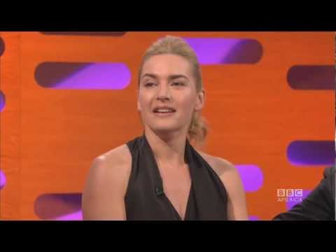 KATE WINSLET, Braless Firefighter (The Graham Norton Show)