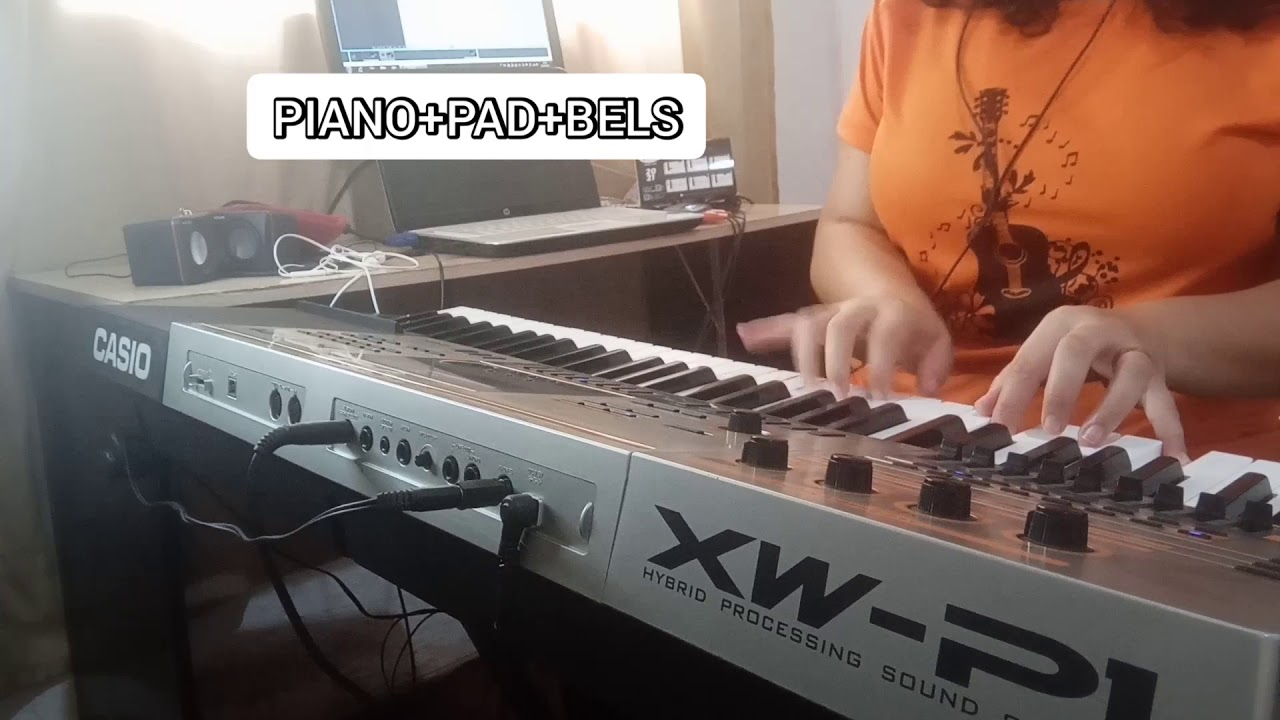 Download CASIO XW-P1 ( ALGUNS TIMBRES QUE EDITEI) #casio #casioxwp1 #sintetizador #teclado