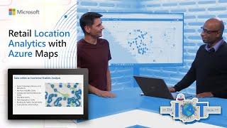 Retail Location Analytics with Azure Maps