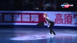 Yulia Lipnitskaya - Umbrella (by Rihanna)