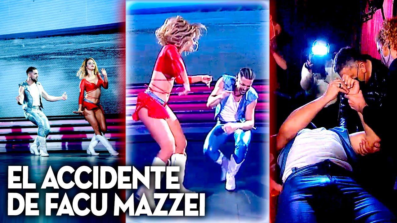 Download ¡TERRIBLE ACCIDENTE DE FACU MAZZEI! Se dislocó el hombro y quedó tirado en el piso