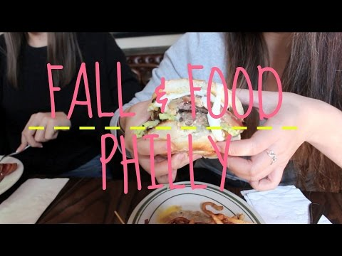 Generate Places to Eat in Philly | Food & travel vlog Pics