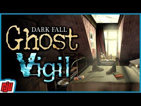 Dark Fall Ghost Vigil Part 4 | Ghost-Hunting Point u0026 Click Game