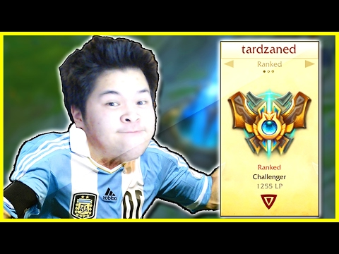RANK 1 JUNGLER COACHES PANTS ON HOW TO JUNGLE - ft. Tarzaned