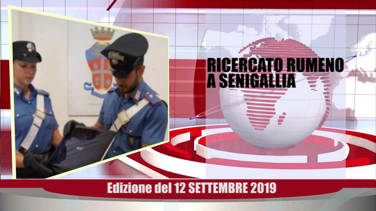 Velluto Senigallia Tg Web del 12 09 2019