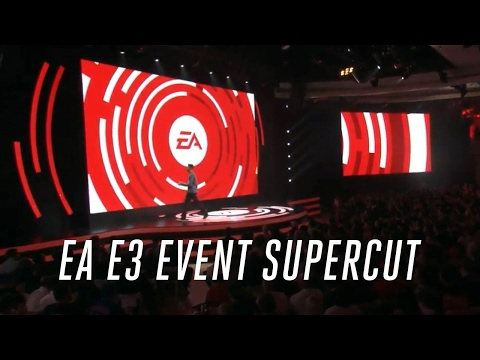 EA's E3 2017 press conference in 8 minutes