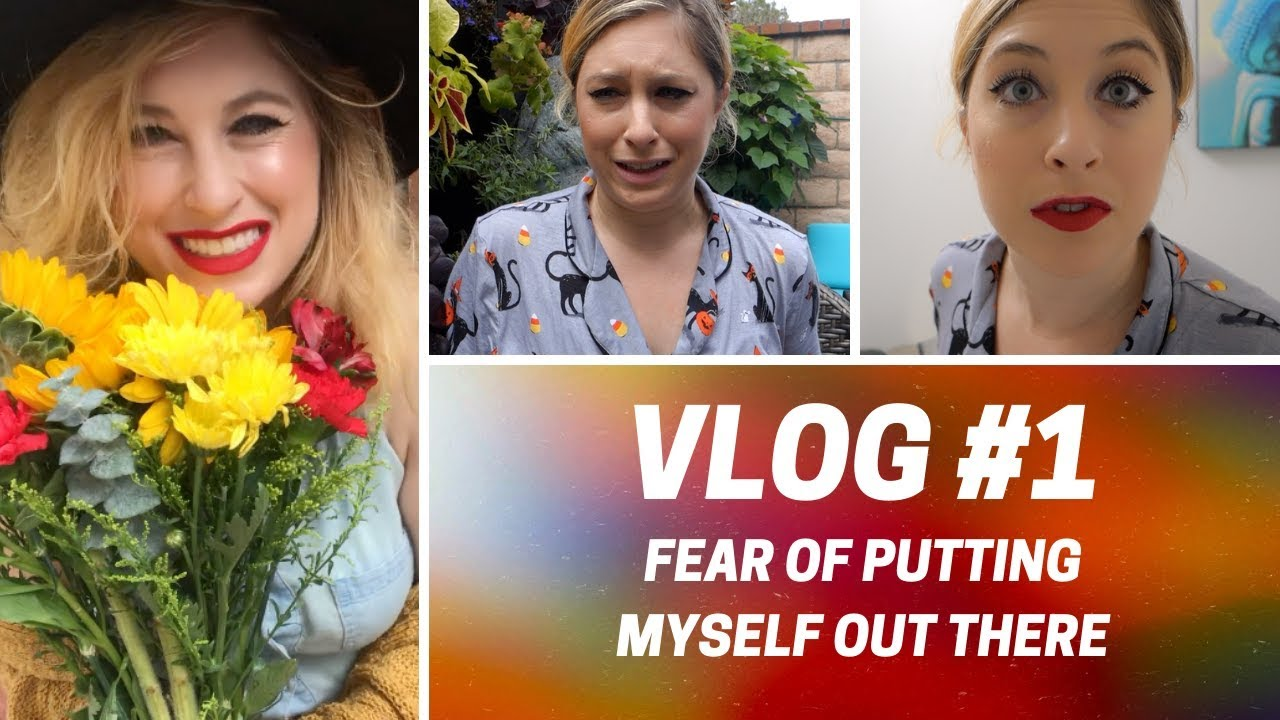 VLOG #1: FEAR OF PUTTING MYSELF OUT THERE | IRIDESCENT SCARAB