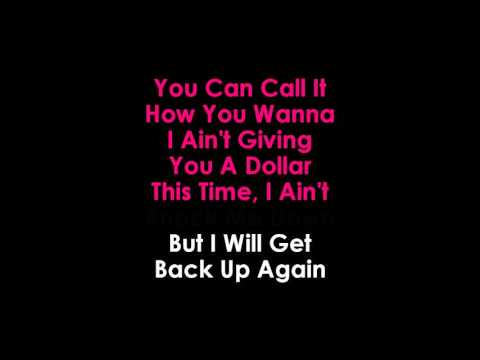 Galantis No Money lyrics Karaoke