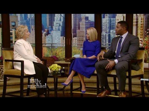 Hillary Clinton on Bill Clinton