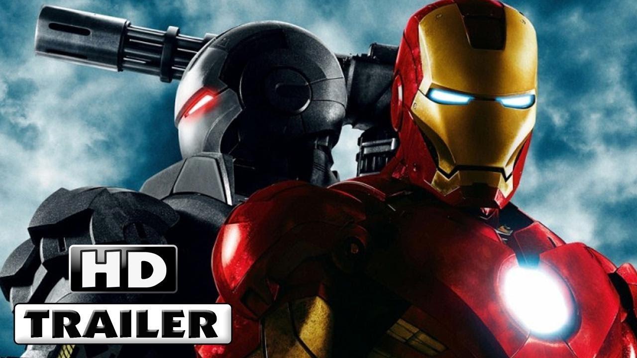 Iron Man Streamcloud