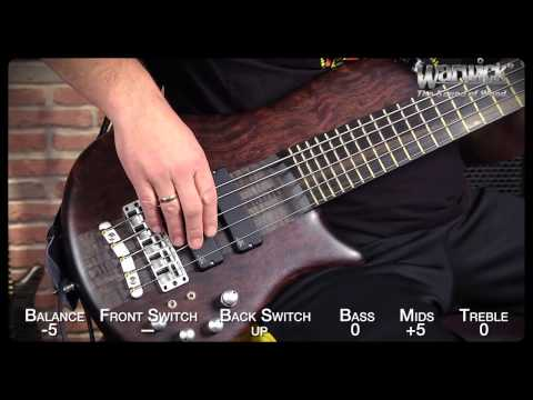 Warwick Sound Examples: The Thumb SC 5-String