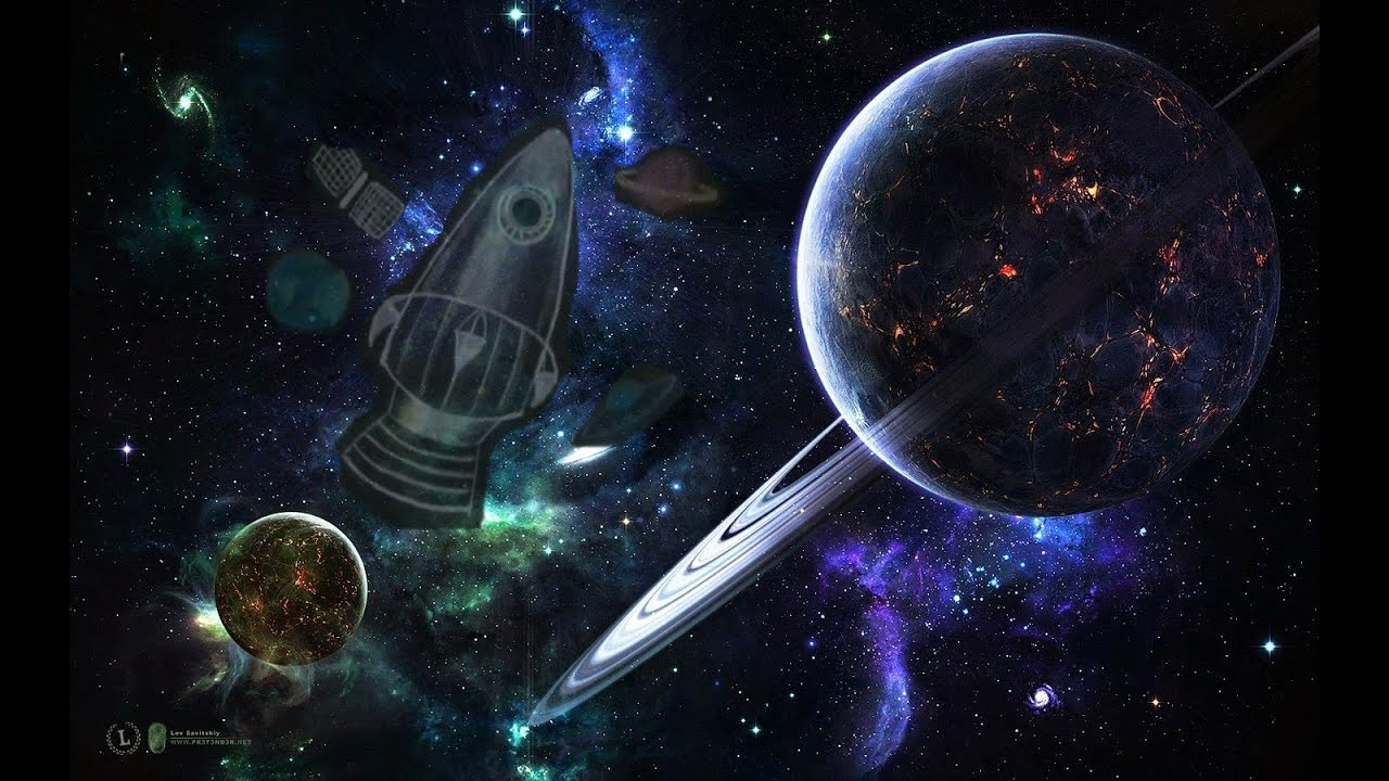 Uzay Mekiği Füze Uzay Resmi Sanatın Renkleri Youtube