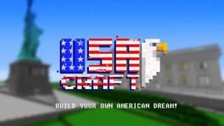 USA Block Craft Exploration 3D
