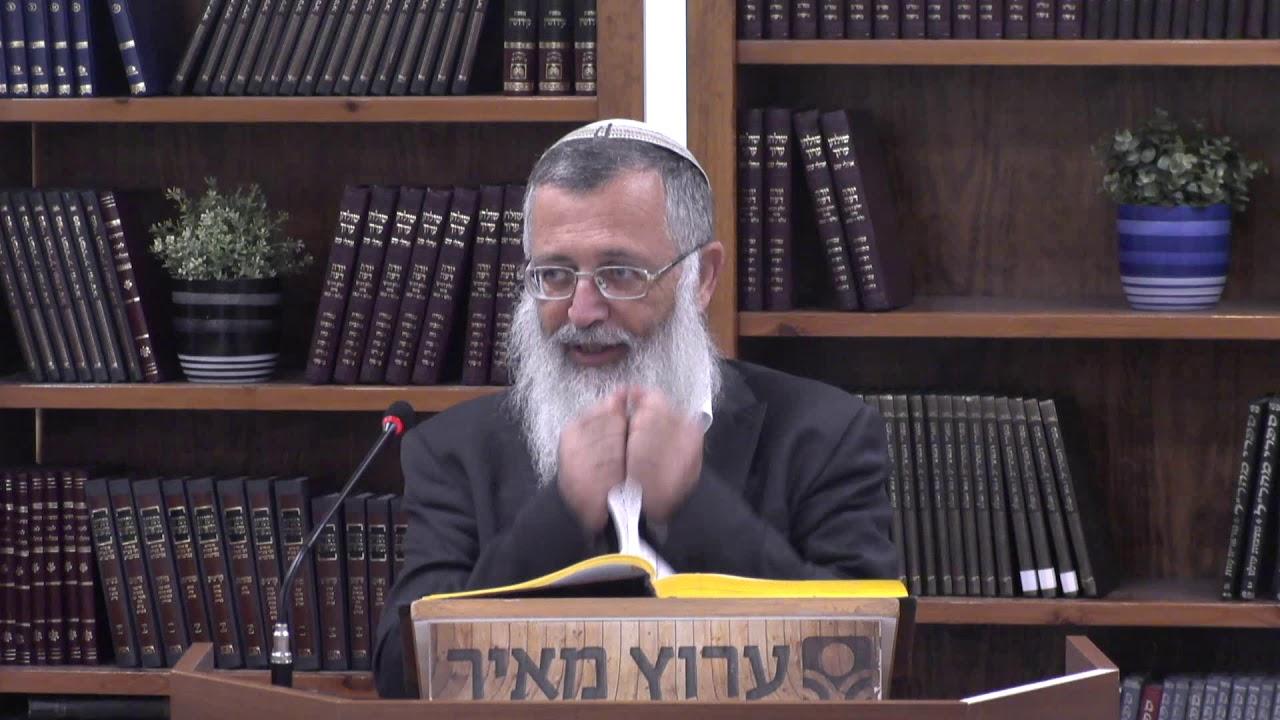 הרב מרדכי ענתבי הלכות שבת - שולחן ערוך - שיעור 20