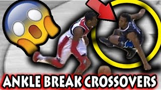 Greatest Crossovers and Ankle Breakers in Basketball History