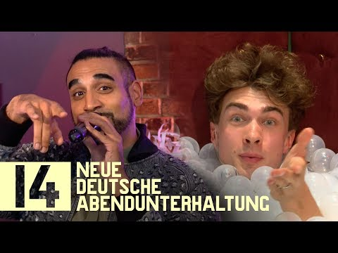 Ali As live, Mentalist Timon Krause hypnotisiert Lars und will an Gunnars Bank-PIN | NDA #14