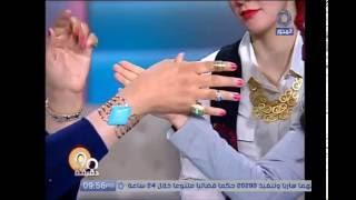 بالفيديو| إيمان عز الدين تلعب