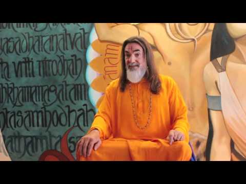 Yoga Philosophy Talk at Power Living Manly with Swami Govindananda