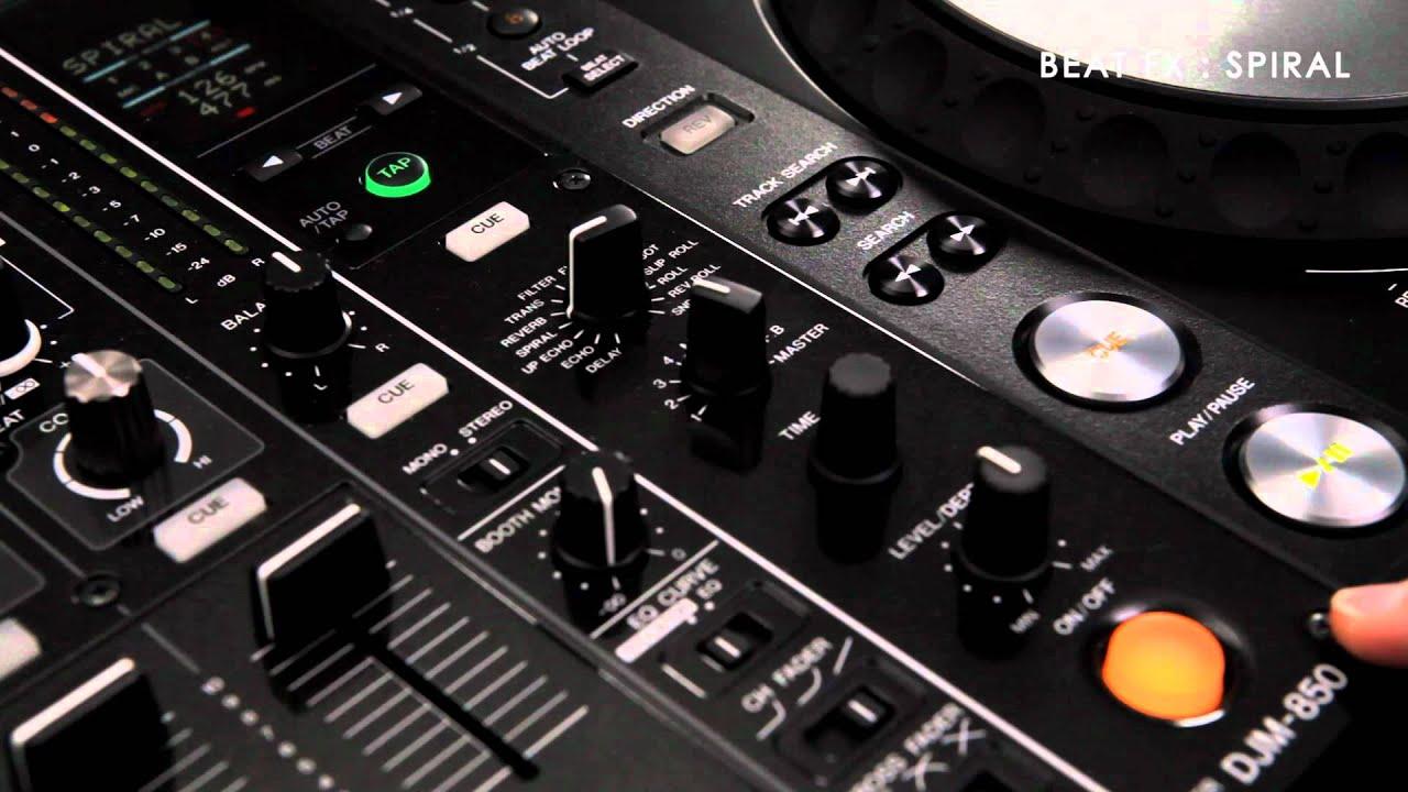 New Dj Wallpaper Download: DJM-850 Official Walkthrough