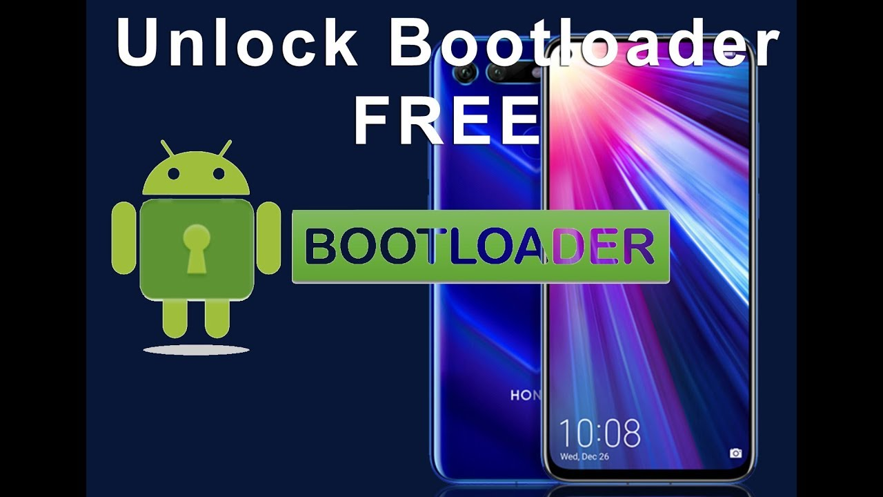 Huawei Honor Bootloader Unlock Tool for FREE via Official Code