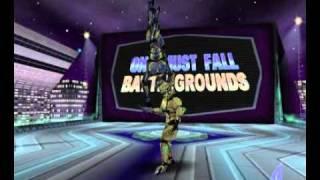 One Must Fall: Battlegrounds Promo