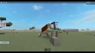 Roblox Metalworks sandbox 34's truck-base con brazo mecánico