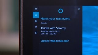 CNET How To - Cortana setup tips and commands