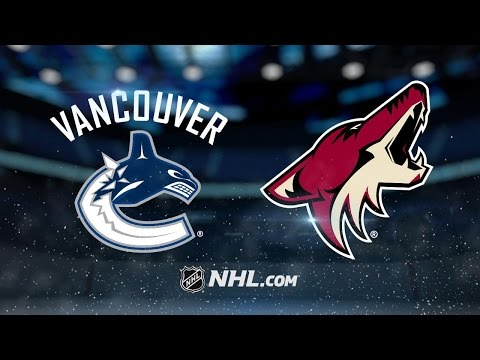 Vrbata scores twice to lead Coyotes past Canucks, 4-3