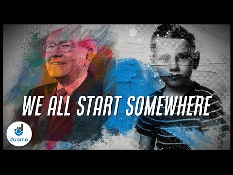 """We All Start Somewhere"" - TRADER MOTIVATION (Trading Motivational Video)"