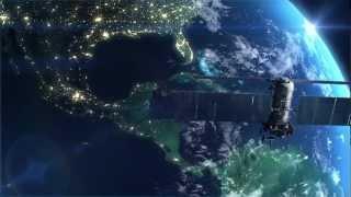 Russian Federal Space Agency / music by Melodymarket.ru