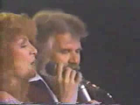Kenny Rogers And Dottie West- Anyone Who Is'nt Me Tonight.