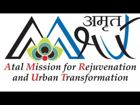 Objectives of Atal Mission for Rejuvenation and Urban Transformation  AMRUT