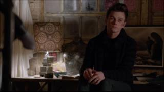 Glee - Rachel apologises to Kurt 5x15