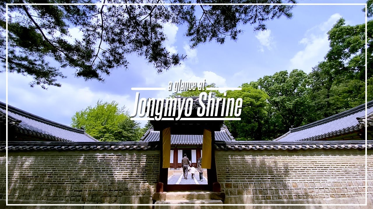 Download A visit to Jongmyo shrine l 1-minute view of the Royal shrine in Seoul 🇰🇷