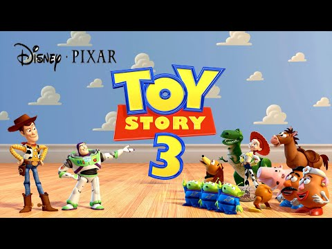 Disney Toy Story 3 - Day Care Dash ( Arcade-Style › 4-5 Years)
