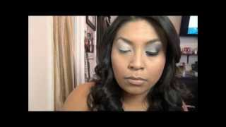 e.l.f Smokey Palette Purple and Navy Blue Thumbnail