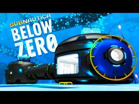Built The Perfect Underwater Base in Subnautica Below Zero