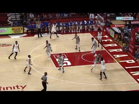 Highlights: Lynn University at Maryland Terrapins   Big Ten Basketball