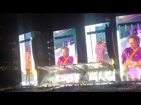 Rolling Stones MetLife Stadium Aug 1st 2019 opening song