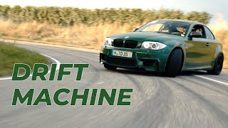 Why is the BMW 1M Coupe so good?