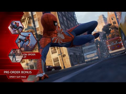 Marvel's Spider-Man – Third Reveal Pre-order Video | PS4