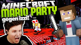 Minecraft MARIO PARTY GEGEN IZZI | Dner