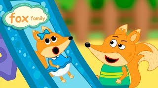 Fox Family and Friends new funny cartoon for Kids Full Episode #174