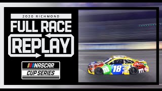 Federated Auto Parts 400 from Richmond Raceway | NASCAR Cup Series Full Race Replay