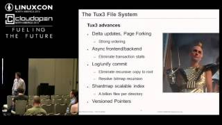 Tux3 Progress Report: Towards a New General Purpose Filesystem for Linux - Daniel Phillips, Samsung
