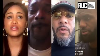 Rappers And Celebs React To DMX Passing Away (Eve, Lebron, Snoop, Swizz Beats, Jadakiss, The Game)