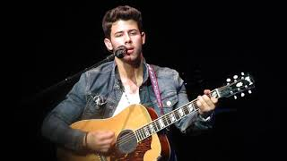 Jonas Brothers - Before The Storm / What Did I Do To Your Heart - July 29, 2013